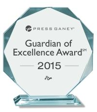 guardian of excellence award 2015